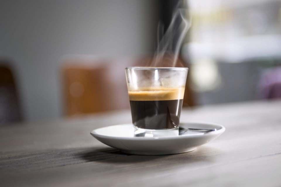 Schmucbild Espresso
