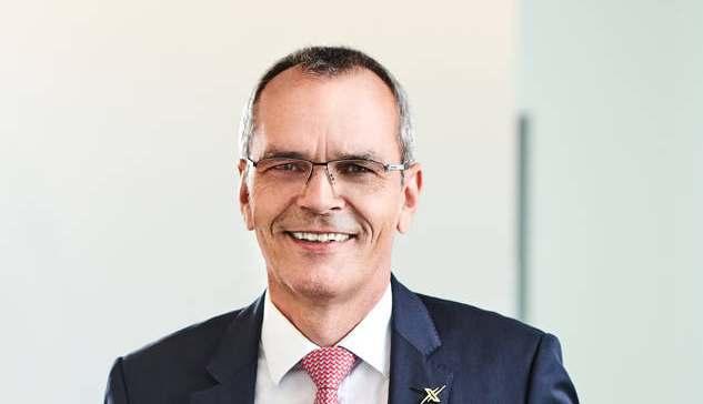 Motiviert in die Zukunft: Dr. Stefan Müller, Vorstandsvorsitzender der expert SE.