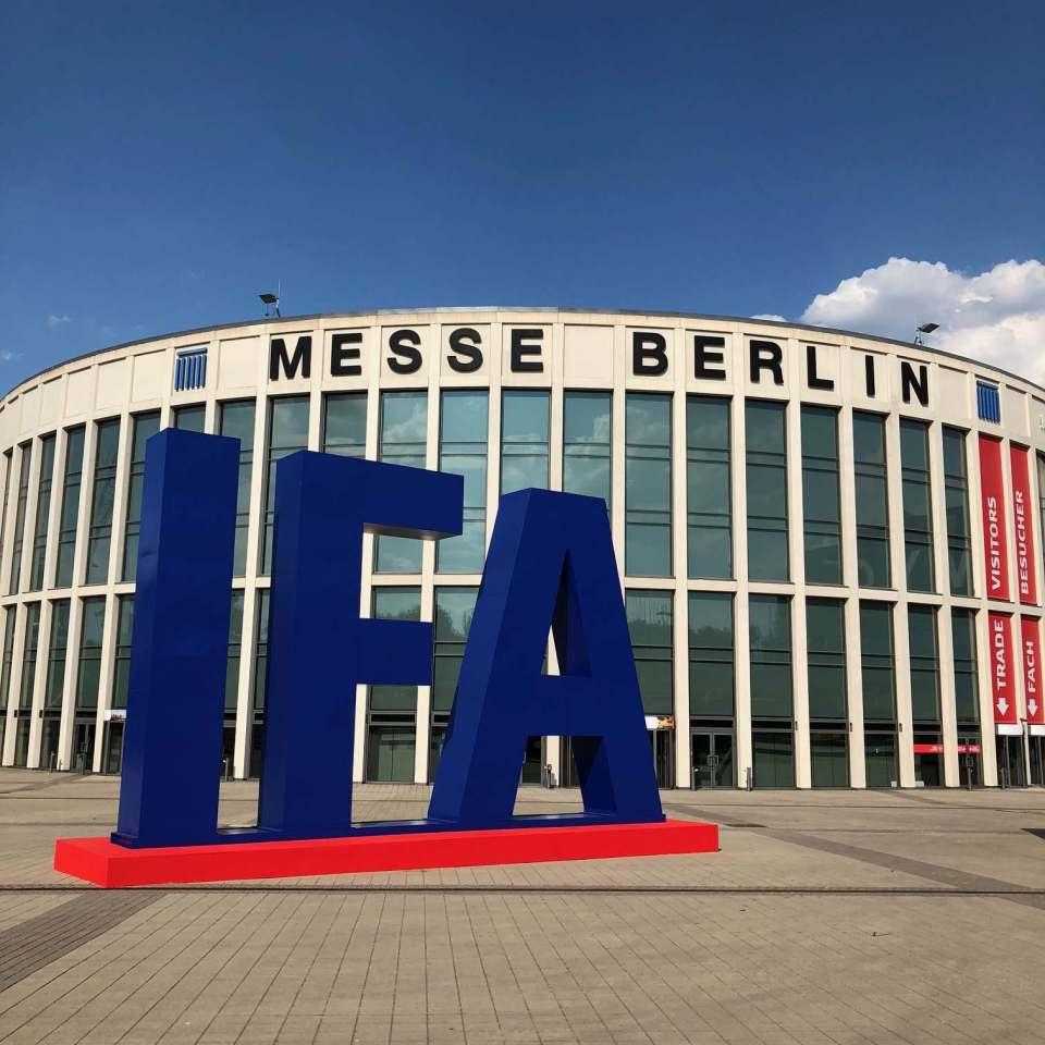 """Viel Platz, ausschließlich Fachbesucher: Die IFA 2020 soll als """"Special Edition"""" stattfinden."""