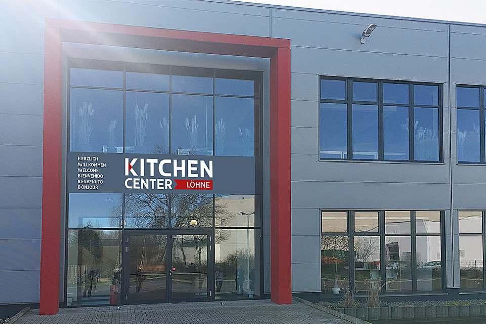 Die Türen bleiben im September zu: Kitchen Center Löhne. Foto: KCL
