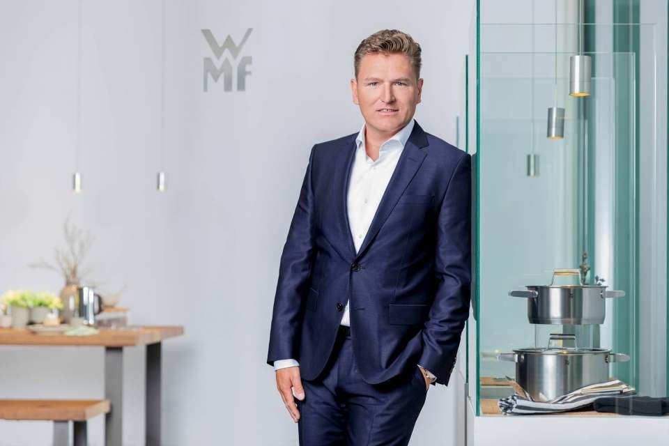 Kilian Manninger übernahm zum 1. Mai die Position des President Consumer BU bei der WMF Group.