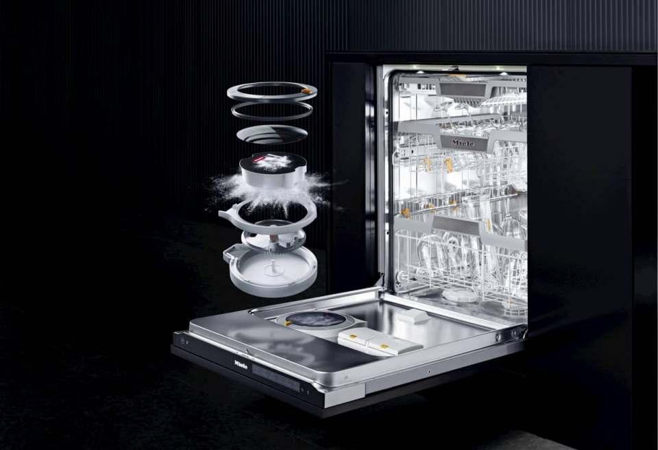 Miele bietet Cashback für 78 Modelle aus fast allen Produktbereichen.