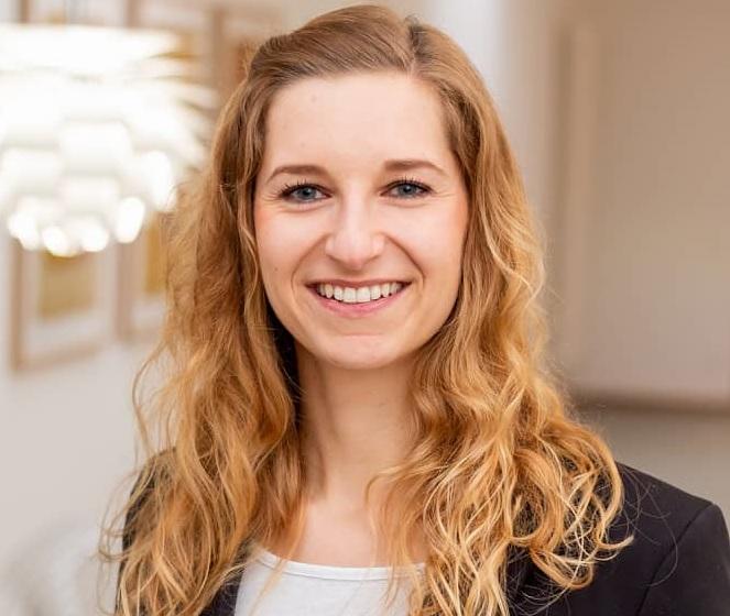 Projektleiterin Lisa Steingrube setzt auf e-Learning als Weg zum Erfolg.
