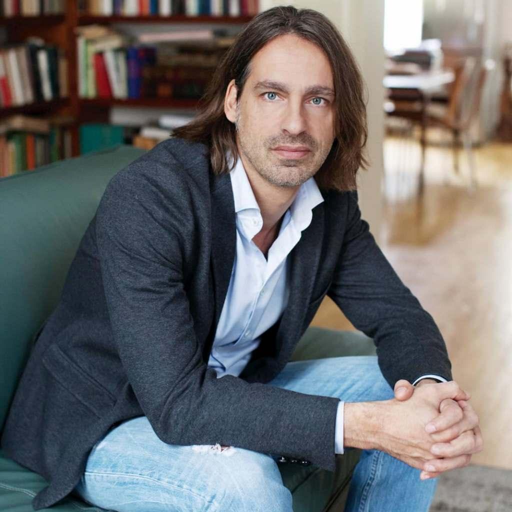 Der Philosoph Richard David Precht Foto: Amanda Dahms/Random House