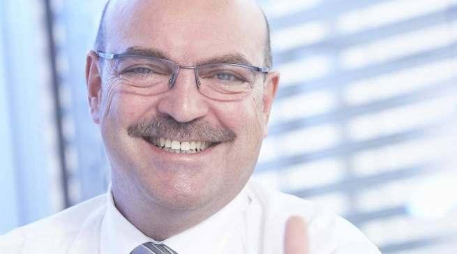 """""""Ich kennen keinen IQ-Fachhändler, der jetzt seinen Kopf in den Sand gesteckt hat"""", telering-Geschäftsführer Franz Schnur."""