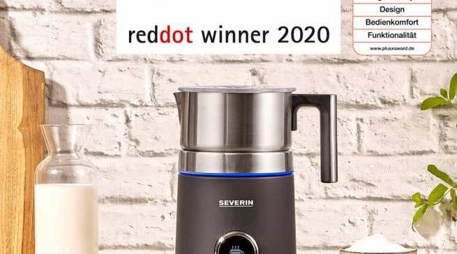 Milchaufschäumer mit Auszeichnung: Severin Spuma 700 Plus.