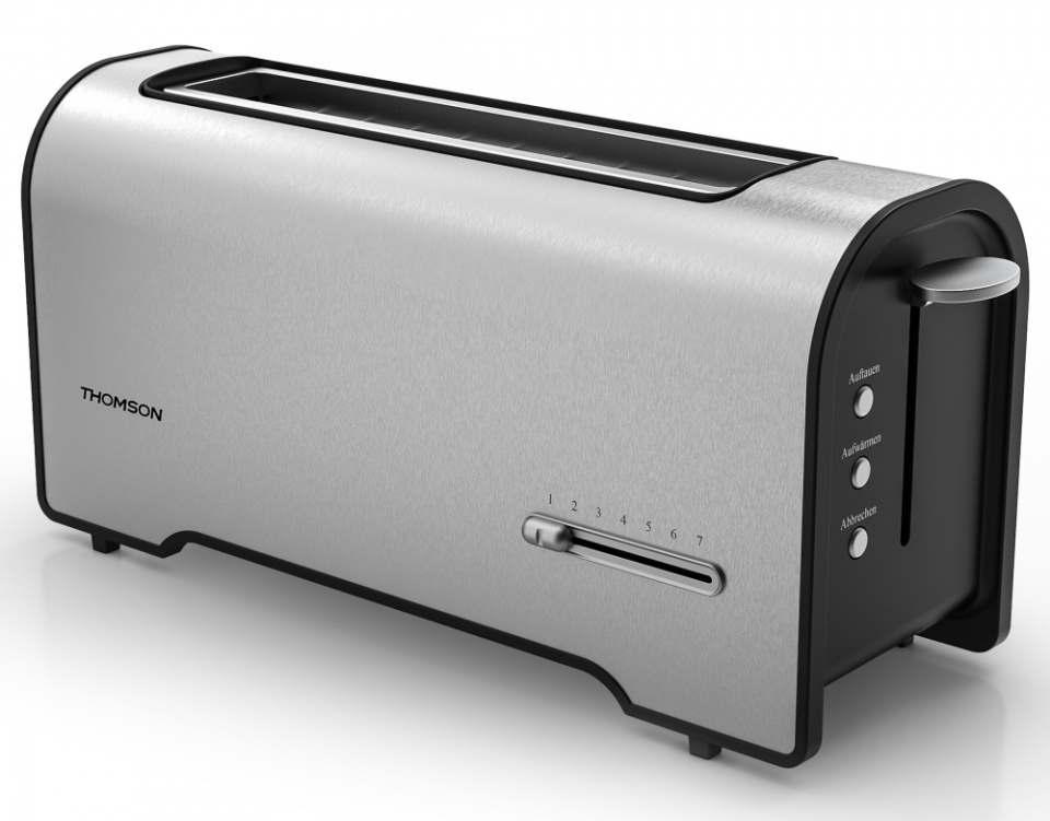 Thomson Toaster THTO07617 mit 7 Temperaturstufen.
