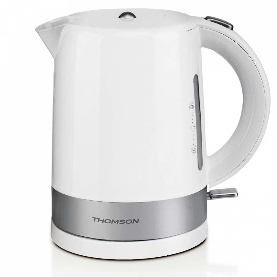 Thomson Wasserkocher THKE45905 mit Anti-Kalkfilter.