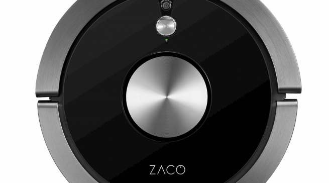 Top-Modell von Zaco: Der A9s ist ein Saug- und Wischroboter, der sich per App steuern lässt.