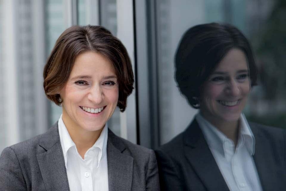 Maria Beltrán leitet jetzt die Presse- und Öffentlichkeitsarbeit der Robert Bosch Hausgeräte GmbH.