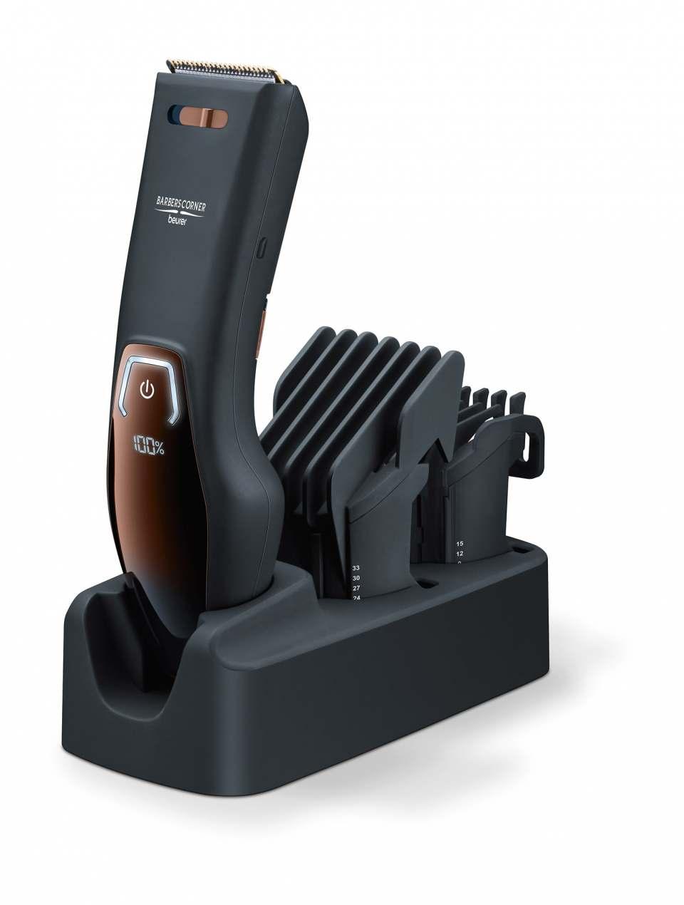 Beurer Haarschneider HR 5000 mit Edelstahlklinge.