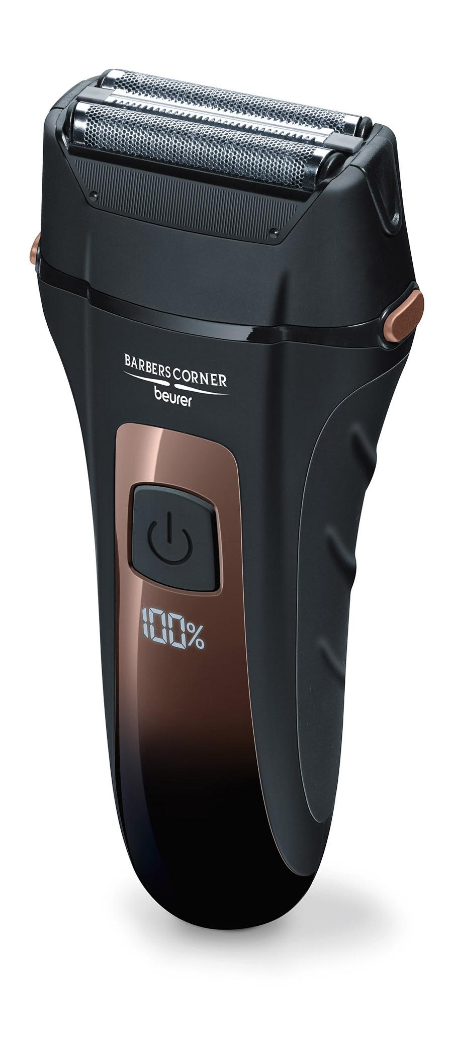 Beurer Rasierer HR 7000 ist ein Folienrasierer.