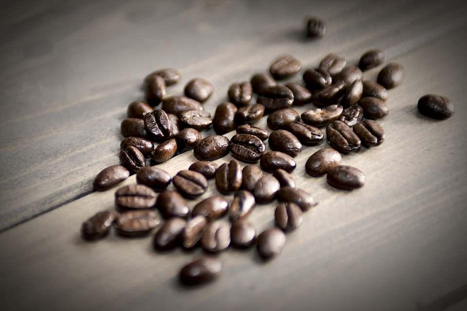 Espresso Bohnen