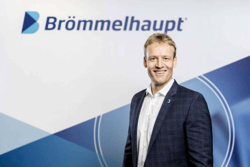 """""""Wir intensivieren unser Leistungsportfolio in allen Aspekten"""", Brömmelhaupt Geschäftsführer Robert Drosdek."""