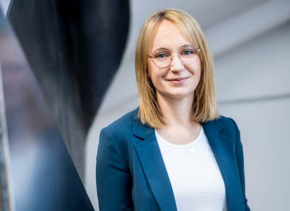 Franziska Graef, Leitung Marketing der Gebr. Graef GmbH & Co. KG