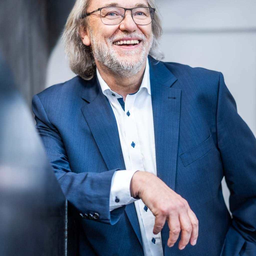 """""""Wir möchten unseren Kunden auch in Zukunft nur höchste Qualität anbieten"""", Hermann Graef."""