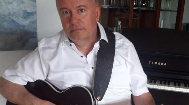 Die zweite große Leidenschaft ist für infoboard.de-Chefredakteur Matthias M. Machan die Musik.