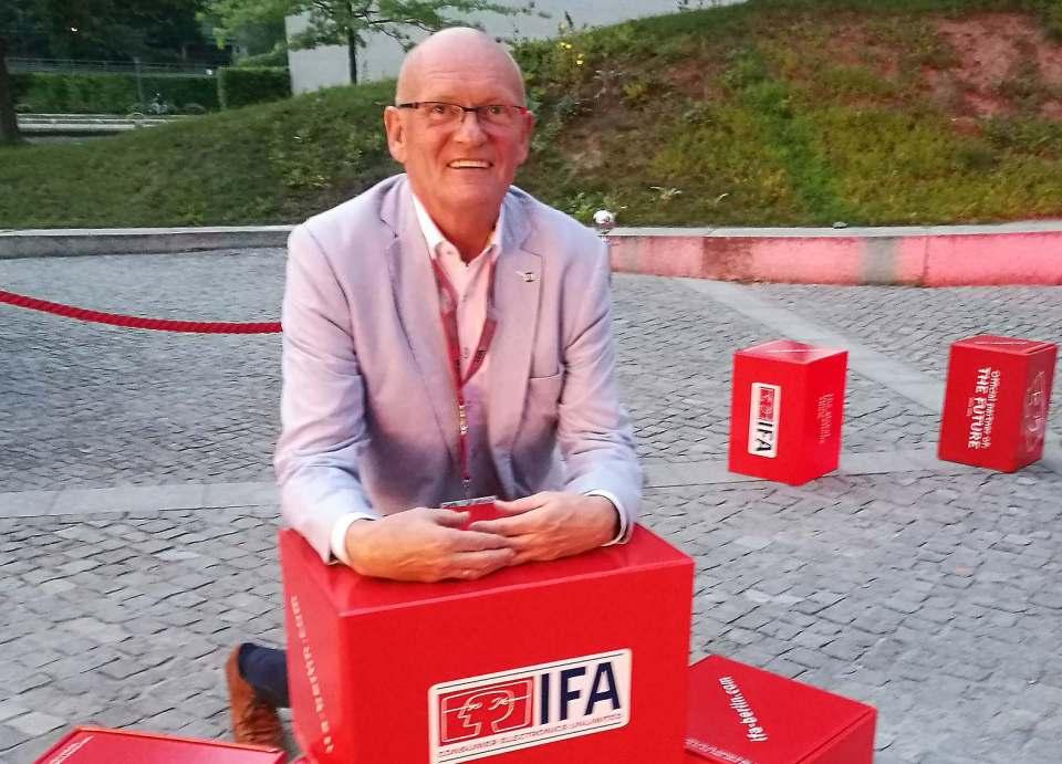 Berthold Niehoff, Vorsitzender der Markeninitiative ProBusiness