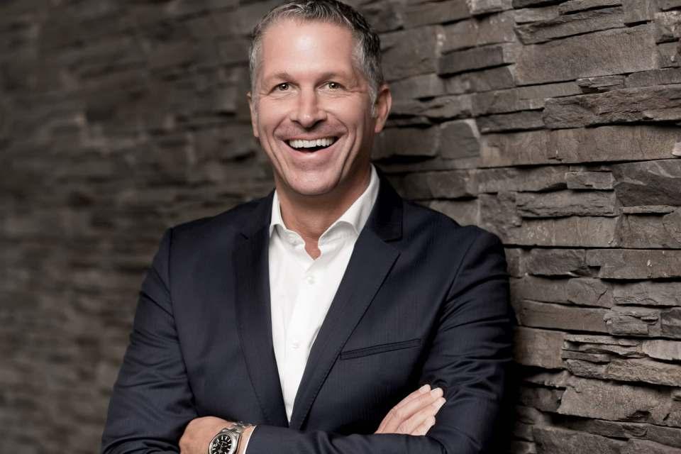 Steffen Nagel, Geschäftsführer Ressort Sales & Marketing, Liebherr-Hausgeräte