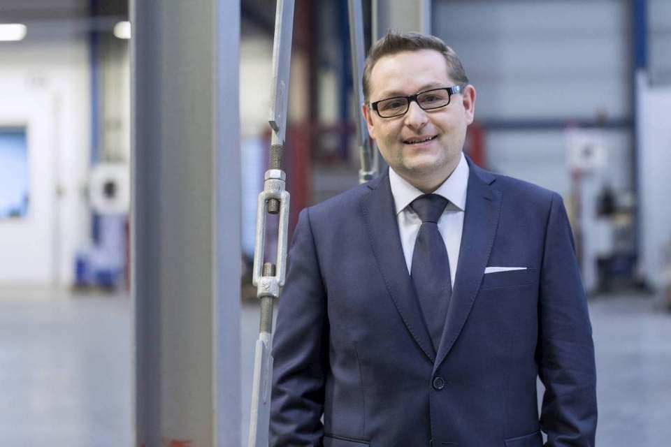 Christian Strebl, Geschäftsführer Severin