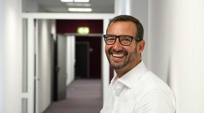 Martin Wolf, Leitung Vertrieb und Marketing Elektro/Küche/Licht der EK/servicegroup