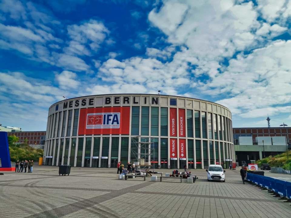 Das Medieninteresse an der IFA 2020 Special Edition ist gewaltig. Foto: Gabriel Wagner