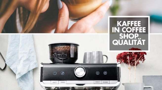 Datenblatt Gastroback Design Espresso Barista Pro