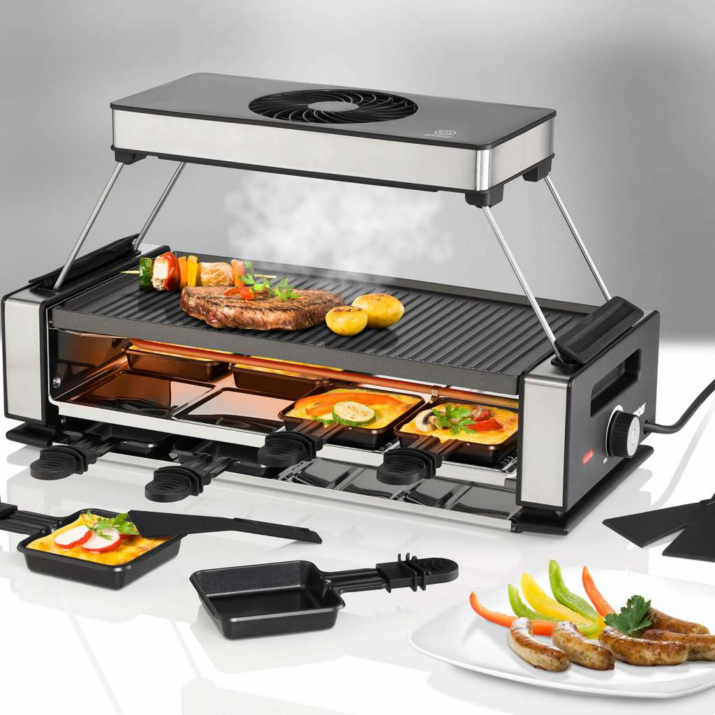 Unold RACLETTE Smokeless
