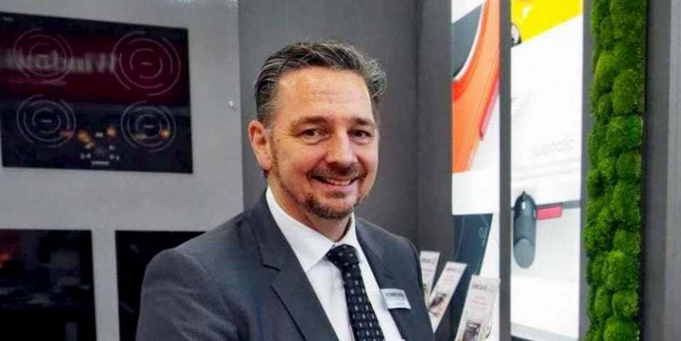 Thomas Alter (Leiter Marketing/PR Rommelsbacher)