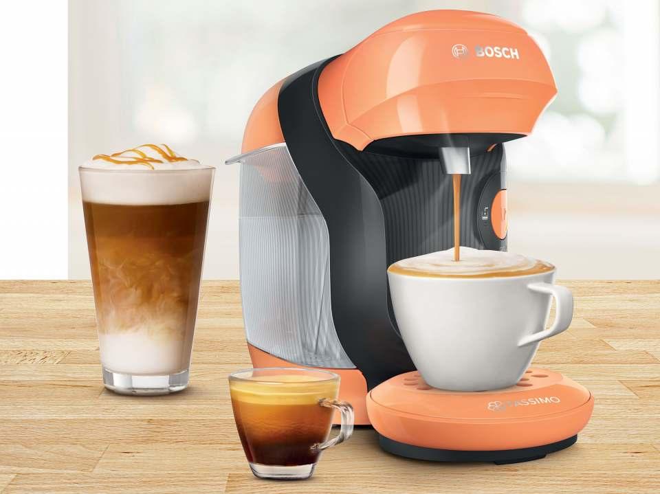 Bosch Kaffeemaschine Tassimo Style mit Intellibrew.