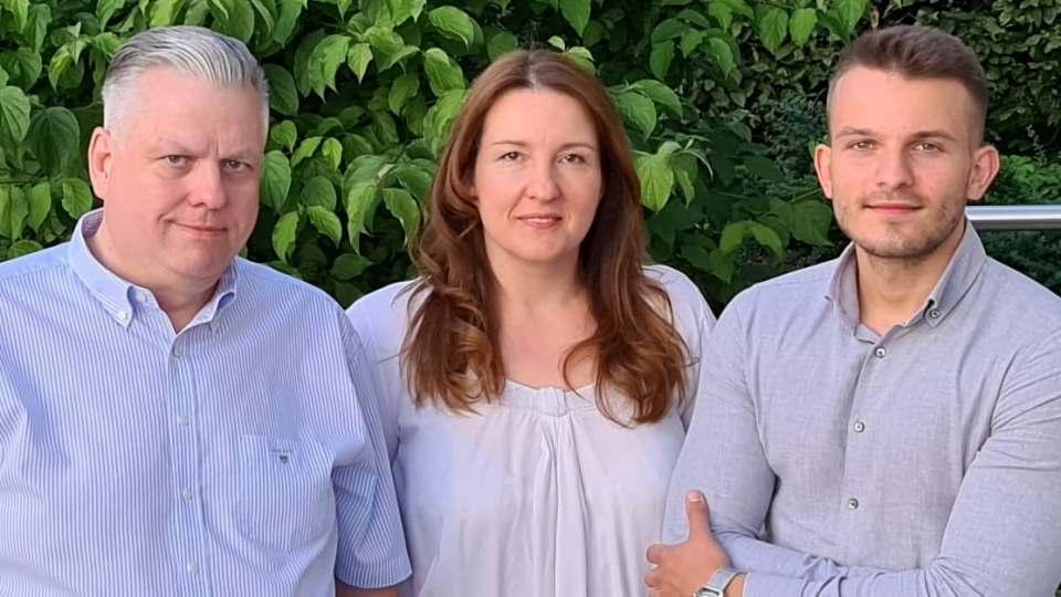 Neuer Vertriebspartner für Steba in NRW und Niedersachsen: die Familie der Handelsvertretung Nagel.