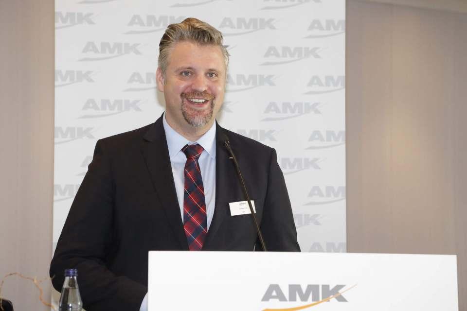 """""""Die meisten Küchenhersteller hatten zu Beginn des Lockdowns einen relativ guten Auftragseingang"""", so AMK-Geschäftsführer Volker Irle. Fotos: AMK"""