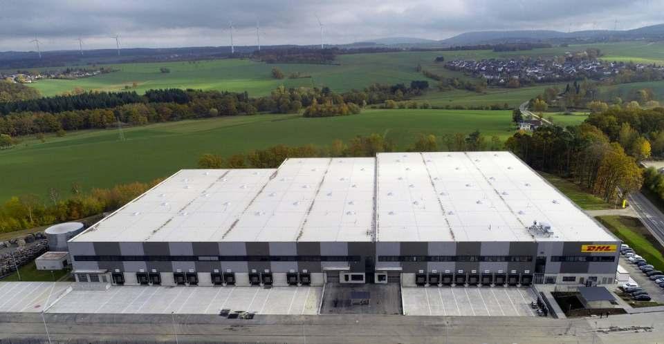 Um Wünsche noch schneller zu bedienen: Neues Jura Logistikzentrum Simmern.
