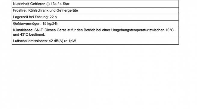 Daenblatt Bosch XXL Kühlen
