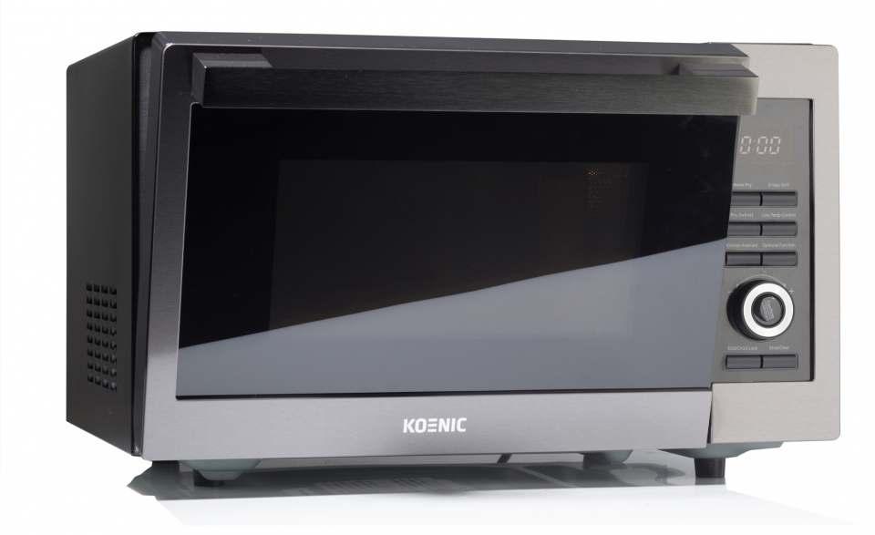 Koenic Mikrowelle KMWC 3019 mit Automatikprogrammen.