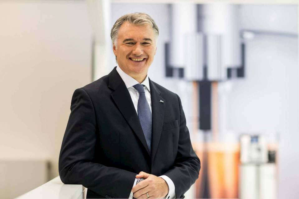 Horst Nikolaus (Geschäftsführer Jura Elektrogeräte Vertriebs GmbH)