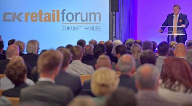 Das Retail Forum mit seinen hochkarätigen Referenten aus Handel, Industrie und Wissenschaft muss in diesem Jahr Corona-bedingt ausfallen.