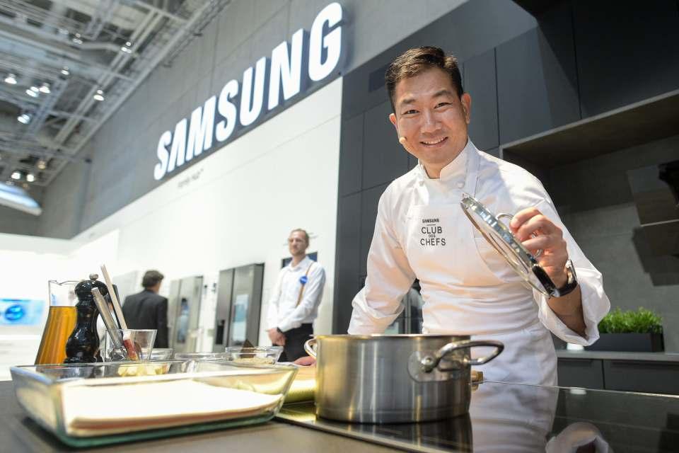 Im CityCube bleibt die Küche kalt. Samsung hat die IFA-Teilnahme für 2020 abgesagt.