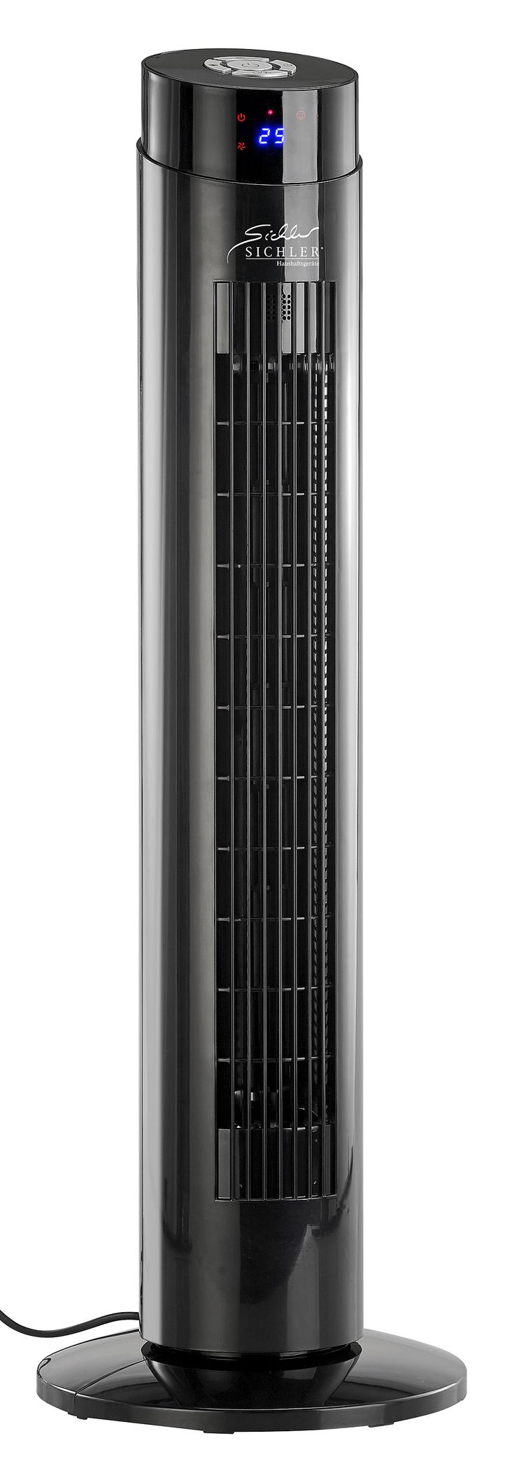 Sichler Turmventilator VT-260.tu mit Ionisator.