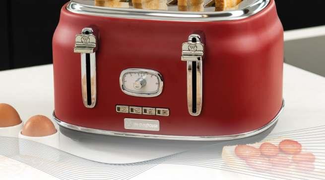 WETR4 Retro Toaster