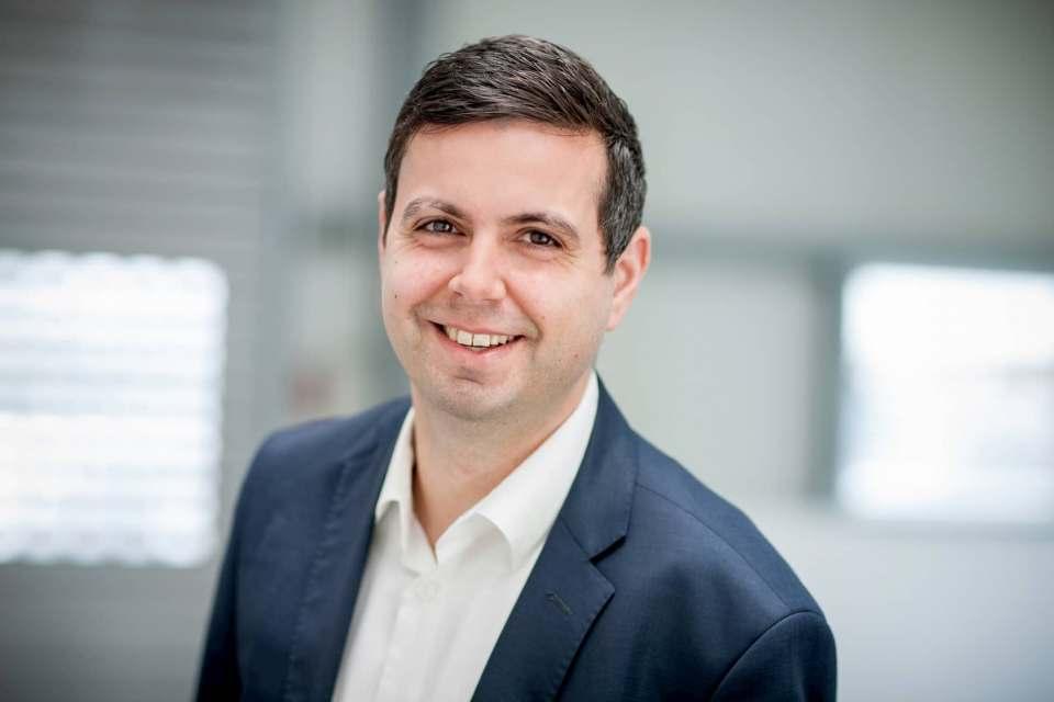 Marcel Kühn, Geschäftsleitung Marketing und Vertrieb bei Amica.