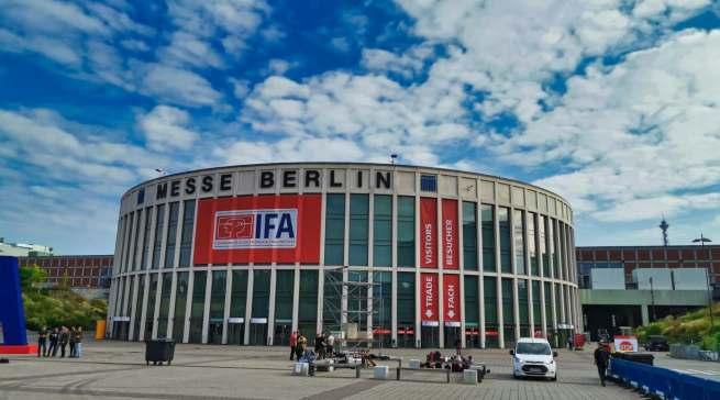 """Anfang September wagt die Messse berlin einen messe-Re-Start mit der """"IFA Special Edition 2020""""."""