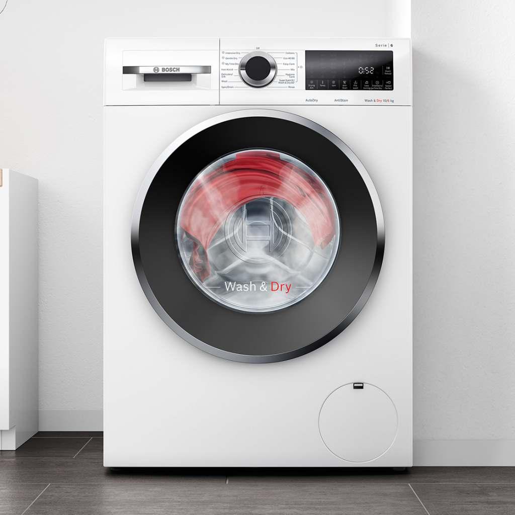 Bosch Waschtrockner Serie 6