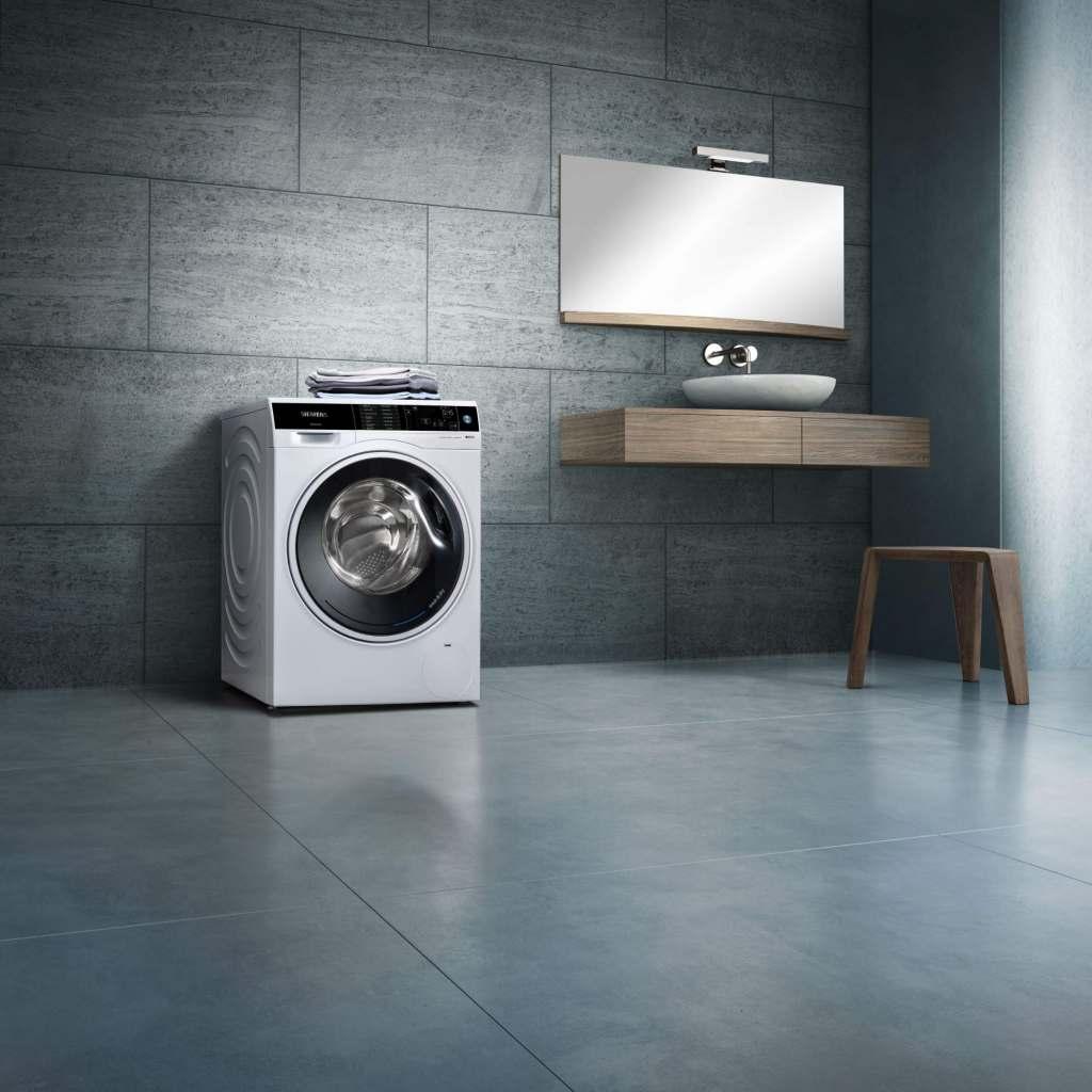 Siemens iQ500 Waschtrockner
