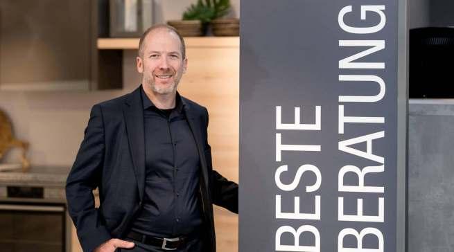 Kreativer Unternehmer: Mario Ruder (electroplus küchenplus Ruder, Berlin)
