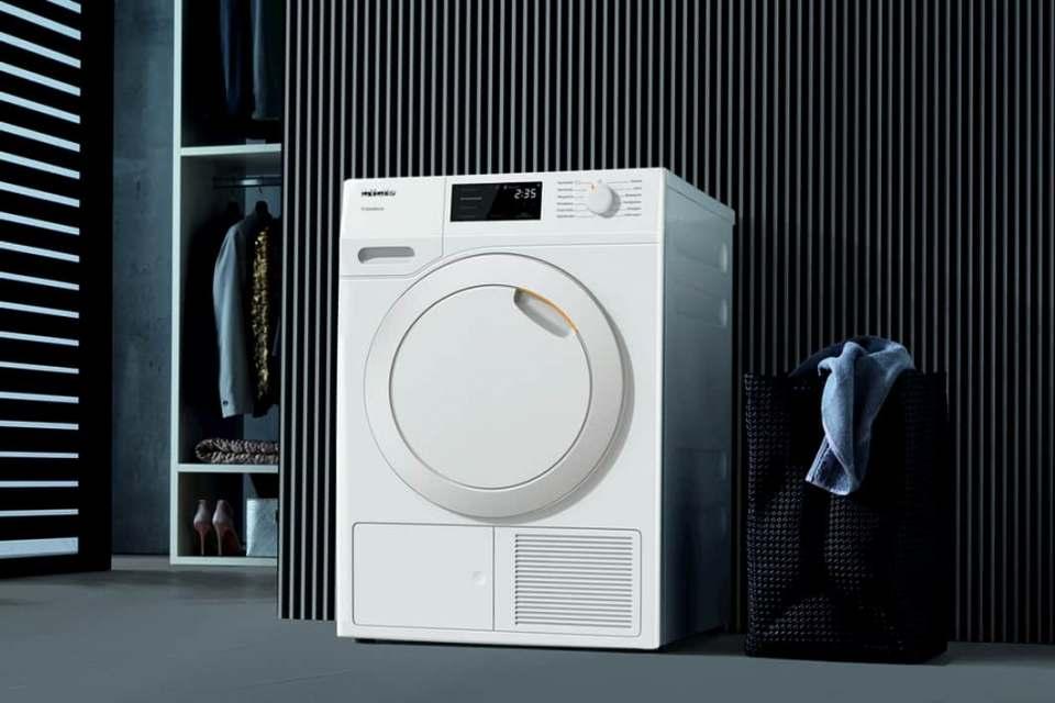 Testsieger: Miele Wärmepumpentrockner TEB 155 WP.