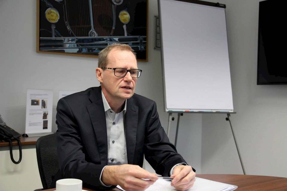 """""""Der Ersatzbedarf bleibt ein bestimmender Faktor der Marktentwicklung"""", sagt Werner Scholz, Geschäftsführer der ZVEI-Fachverbände Elektro-Haushalt-Groß- und Kleingeräte."""