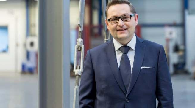 """""""Wir haben unseren Handelspartnern ein Leistungsversprechen gegeben, an dem wir uns stetig messen lassen"""", Severin Geschäftsführer Christian Strebl."""