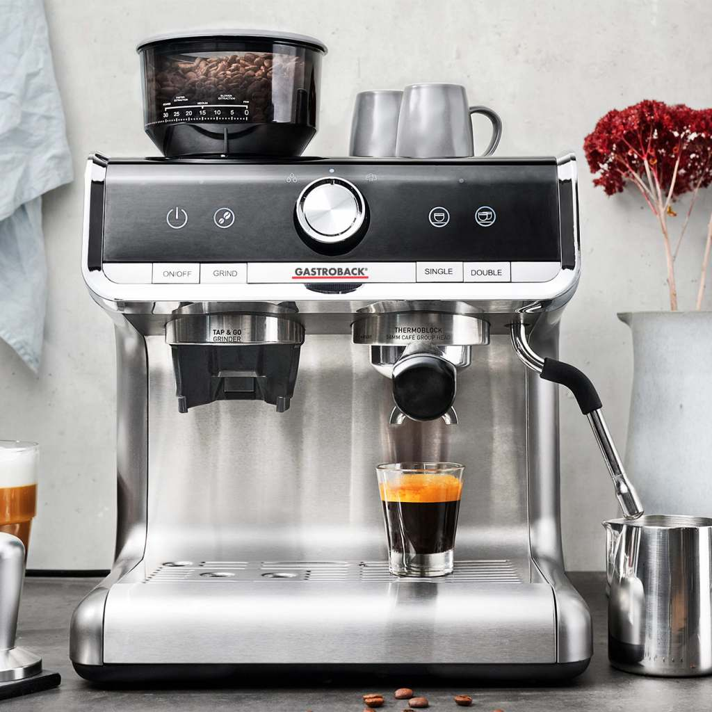 Gastroback Design Espresso Barista Pro