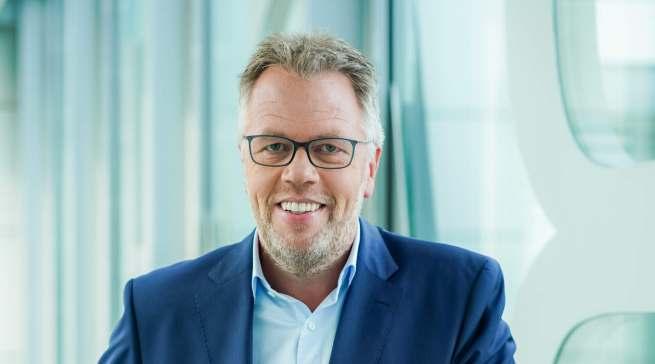 Volker Klodwig, Executive Vice President Sales, BSH Hausgeräte.